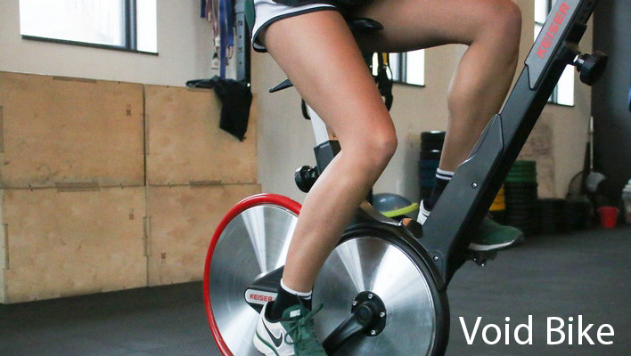 air bike workout for beginners