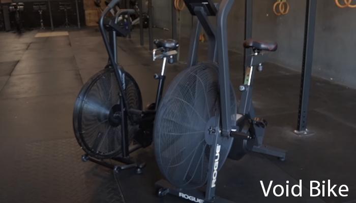 exercise bike fan resistance