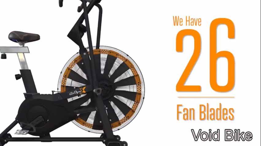 Octane Fitness Airdyne Adx Fan Bike