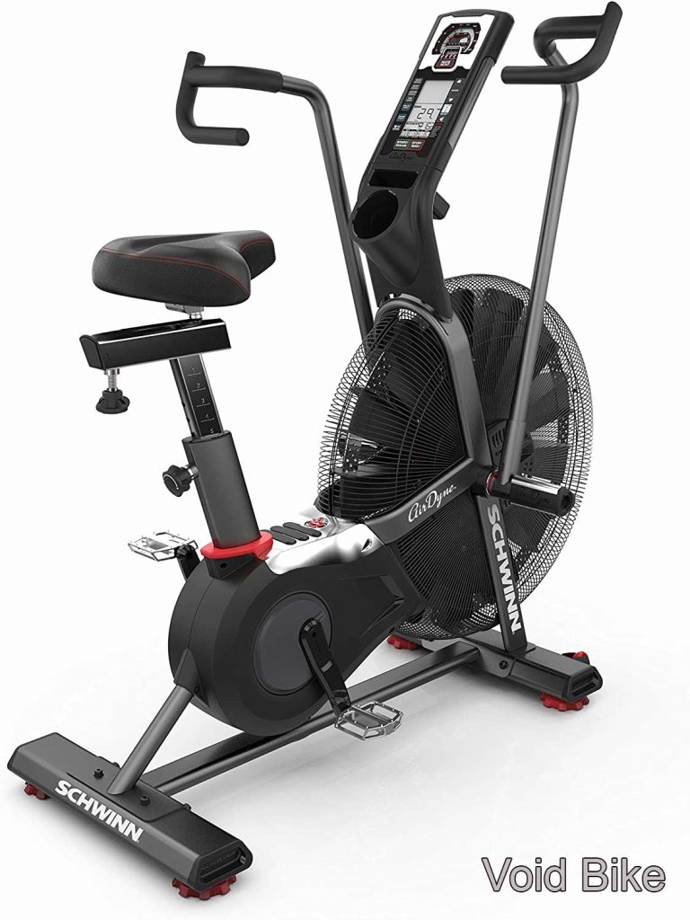 Schwinn 111446-001 - Best Airdyne Pro Exercise Bike