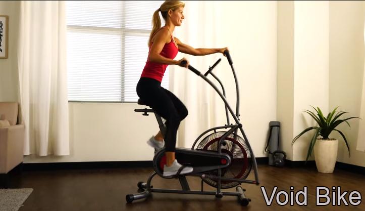Sunny Health & Fitness - Best Motion Air bike
